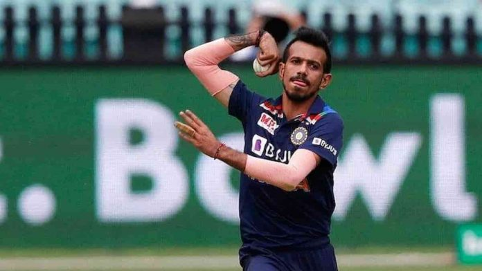 His ultimate goal is to improve his performance, says Yuzvendra Chahal