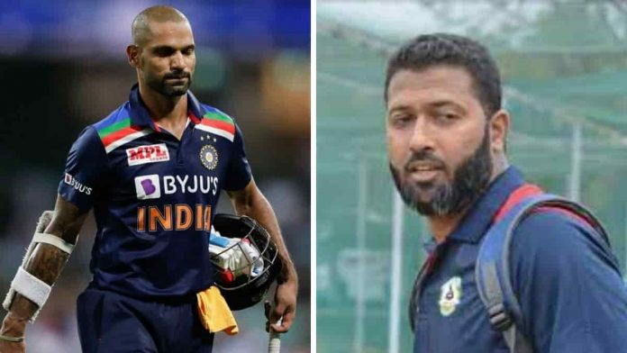 Dhawan's contribution remain in shadow of Kohli and Rohit said Wasim Jaffer