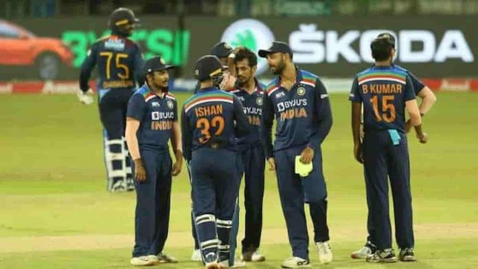 Varun Chakravarty and Prithvi Shah make their T20I debut in the first T20 match of the series against Sri Lanka